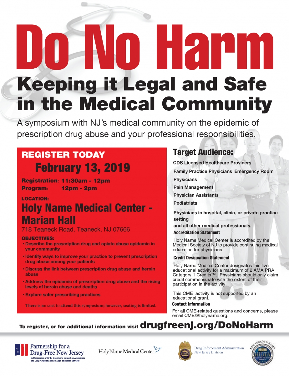 Do No Harm Symposium Series